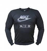 Черный свитшот Nike