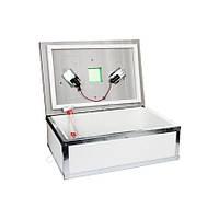Инкубатор Наседка ИБ-100 (100 яиц, ручной переворот, аналоговый терморег-р.)