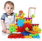Конструктор Funny Bricks (Фанні Брікс),Конструктор для дітей 81 деталей, фото 2