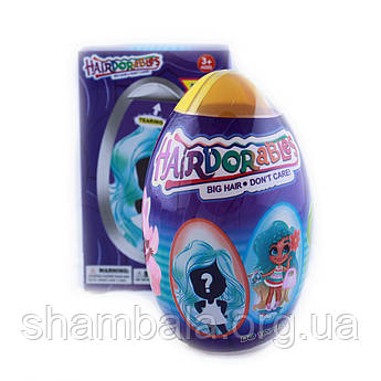 "Кукла сюрприз Toys ""Hairdorables"" surprises кукла сюрприз в яйце, кукла яйцо (96001)"