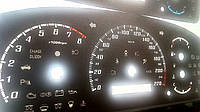 Шкалы приборов Chevrolet Epica, фото 1