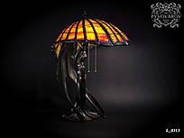 Лампа Тиффани Flying Lady