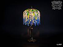 Лампа Тиффани Глициния