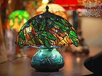 Лампа Тиффани стрекозы