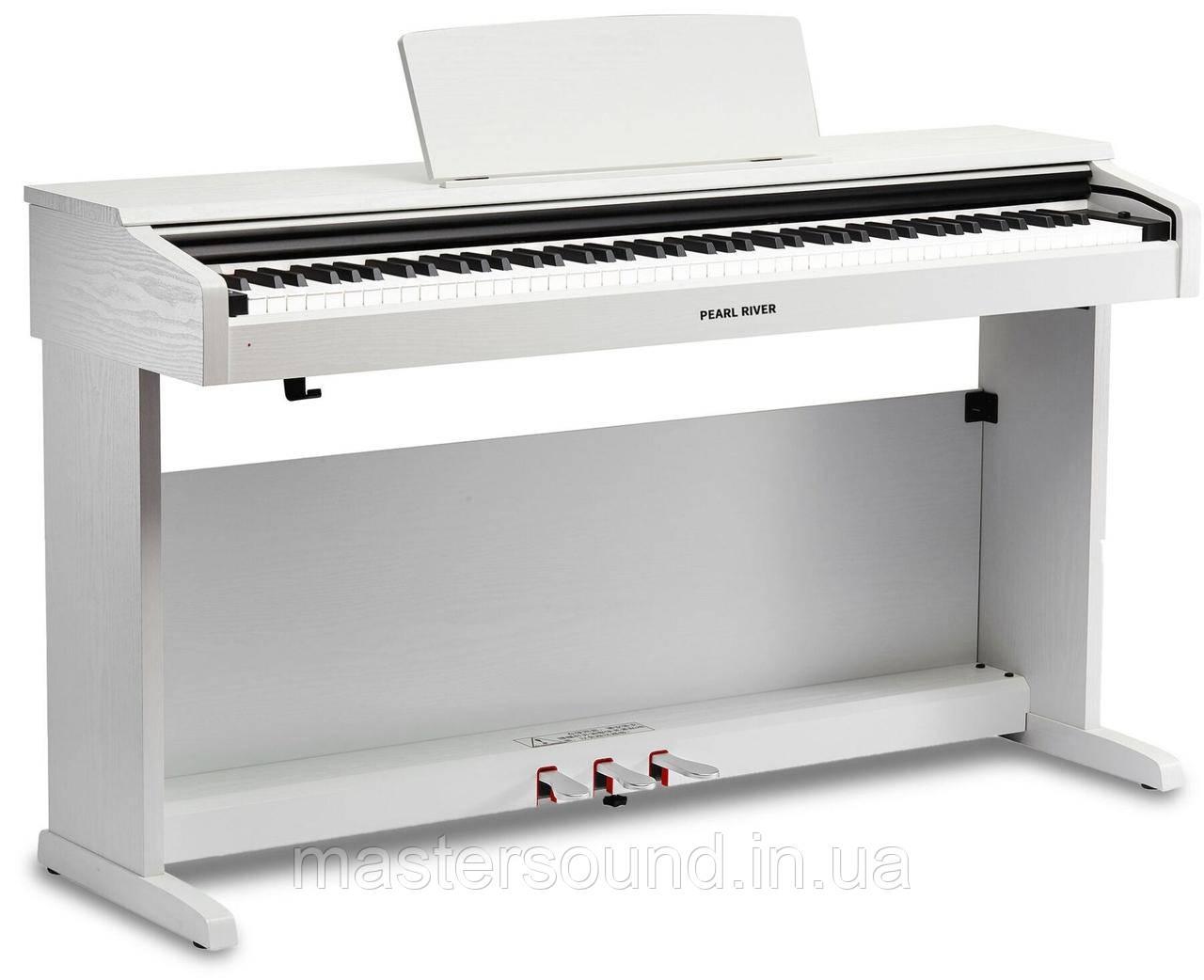 Цифровое пианино Pearl River V-03 WH