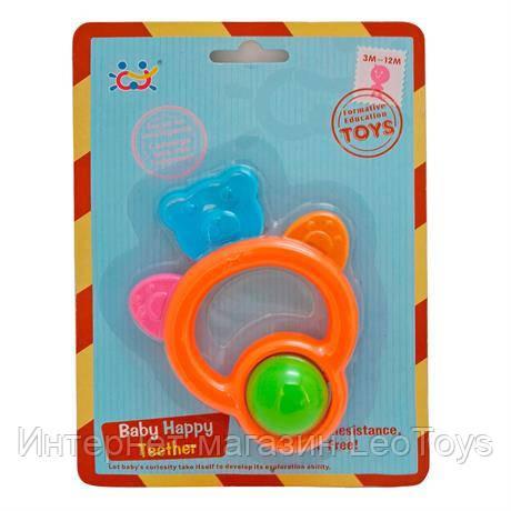 Прорезыватель для зубов Huile Toys Медвежонок (919-1)