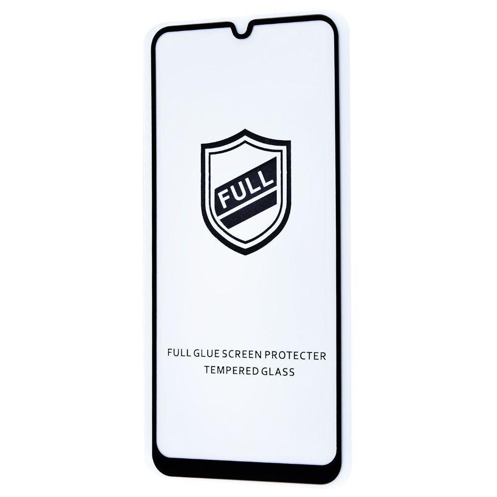 Защитное стекло FULL SCREEN HQ Samsung Galaxy A30/A30s/A50/M21/M30s/M31 без упаковки (black)