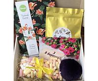 Подарок девушке, подруге на 8 марта, подарок на 14 февраля, подарок подруге на день рождение