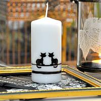 Свеча Koty цилиндр   70*150 S531