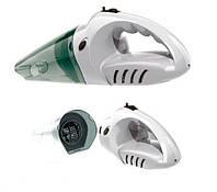 Автопилосос безпровідний Gelius Portable Vacuum Cleaner GP-VC001 Hurricane White