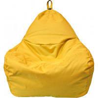 Пуф ПРИМТЕКС ПЛЮС груша Simba OX-111 S Yellow (Simba OX-111 S Yellow)