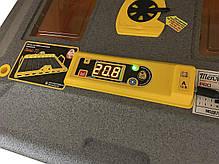 Інкубатор автоматичний Інверторний Теплуша PRO 12/50 ТАВ, Новинка, модель 2020 року,сірий корпус, турбо, фото 3