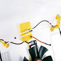 Інкубатор з механічним переворотом Інверторний Теплуша 100 ІБ 220/50 ТМВ, фото 2