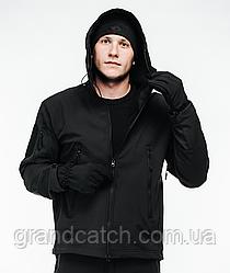 Куртка ESDY Soft Shell Чорна