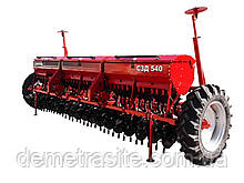 Сеялка зерновая  СЗ 540.03 маркерная система, редуктор,прикатка