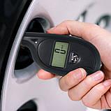 Электронный манометр автомобильный цифровой измеритель давления шин, фото 4