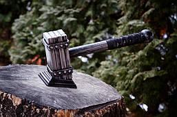Кований молот ручної роботи оригінальній подарунок чоловіку
