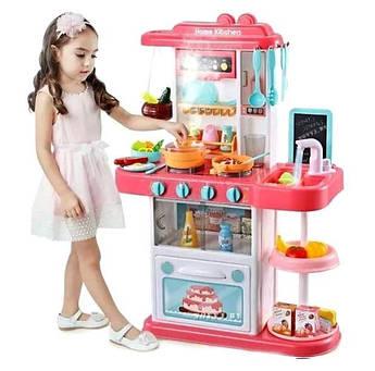 Детская интерактивная кухня 43 ел. Beibe Good  72 см