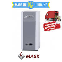 Котел газовий підлоговий МАЯК АОГВ-12 КСВ двуконтурний