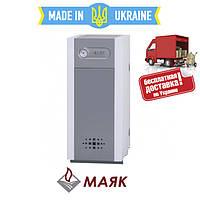 Котел газовий підлоговий Маяк АОГВ-16 КСВ двуконтурний