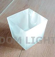 Плафоны для люстр Куб(10х10), плафони для світильників