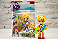Кукла пони Эплджек пляжная серия Hasbro My Little Pony Equestria Girls Beach Collection Applejack