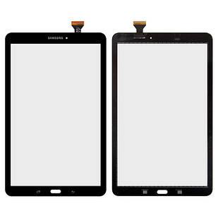 Сенсорный экран для Samsung Galaxy Tab E 9.6 / T560 черный, High Copy