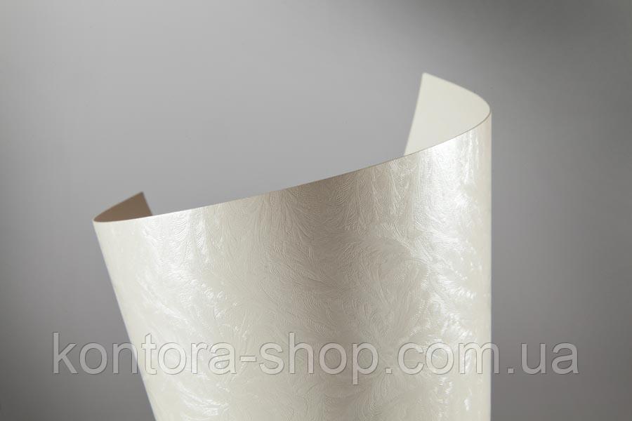 Картон дизайнерський Galeria Papieru Frost perlowa biel, 230 г/м² (20 шт.)