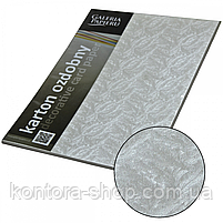 Картон дизайнерський Galeria Papieru Frost perlowa biel, 230 г/м² (20 шт.), фото 2