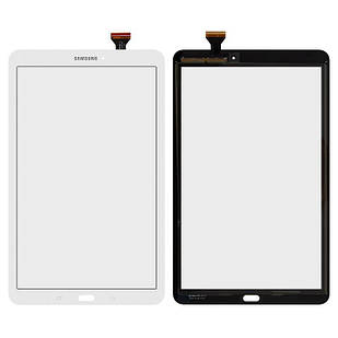 Сенсорный экран для Samsung Galaxy Tab E 9.6 / T560 / T561 Galaxy Tab E / T567 белый, High Copy