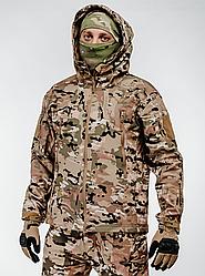 Куртка ESDY Soft Shell Мультикам