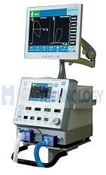 Newport E360 (Newport Medical) Универсальный аппарат ИВЛ для новорожденных, детей и взрослых