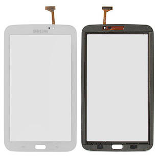 Сенсорный экран для Samsung Galaxy Tab 3 / P3200 / P3210 / T210 / T2100 / T2110 белый (версия Wi-fi)