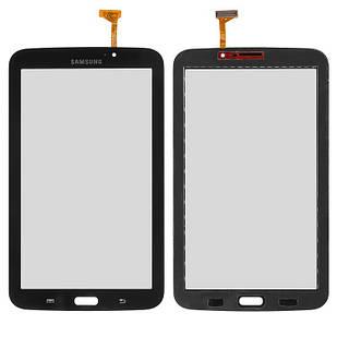 Сенсорный экран для Samsung Galaxy Tab 3 / P3200 / P3210 / T210 / T2100 / T2110 черный