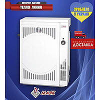 Парапетний газовий котел Маяк АОГВ-7ПВ двуконтурний 7кВт
