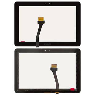 Сенсорный экран для Samsung Galaxy Tab P7500 / P7510 черный
