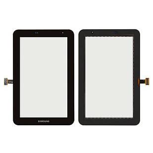 Сенсорный экран для Samsung Galaxy Tab 2 / P3100 / P3110 / P3113, черный версия Wi-fi