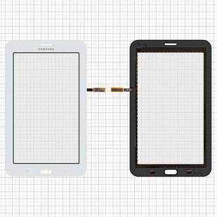 Сенсорный экран для Samsung Galaxy Tab 3 Lite 7.0 3G / T111 белый, версия 3G