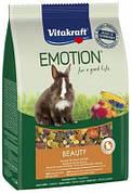 Vitakraft Emotion Beauty Корм Витакрафт для  кроликов 1,5 кг