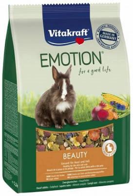 Vitakraft Emotion Beauty Корм Витакрафт для  кроликов 1,5 кг, фото 2