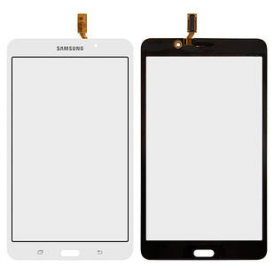 Сенсорный экран для Samsung Galaxy Tab 4 7.0 LTE / T230 / T231 / T235 белый, версия Wi-fi