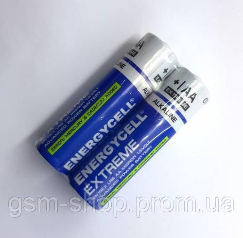 Батарейка Energycell 1.5 V LR6 AA2 SHRUNK PK (40/720)