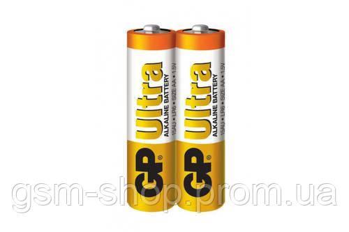 Батарейка GP ULTRA ALKALINE 1.5V 15AU-S2 лужна, LR6, AA