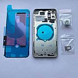 Корпус Novacel для Apple iPhone 11 Pro MAX Silver, фото 2