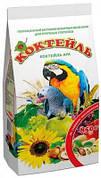 Корм для больших попугаев Ара Коктейль Природа 850 гр