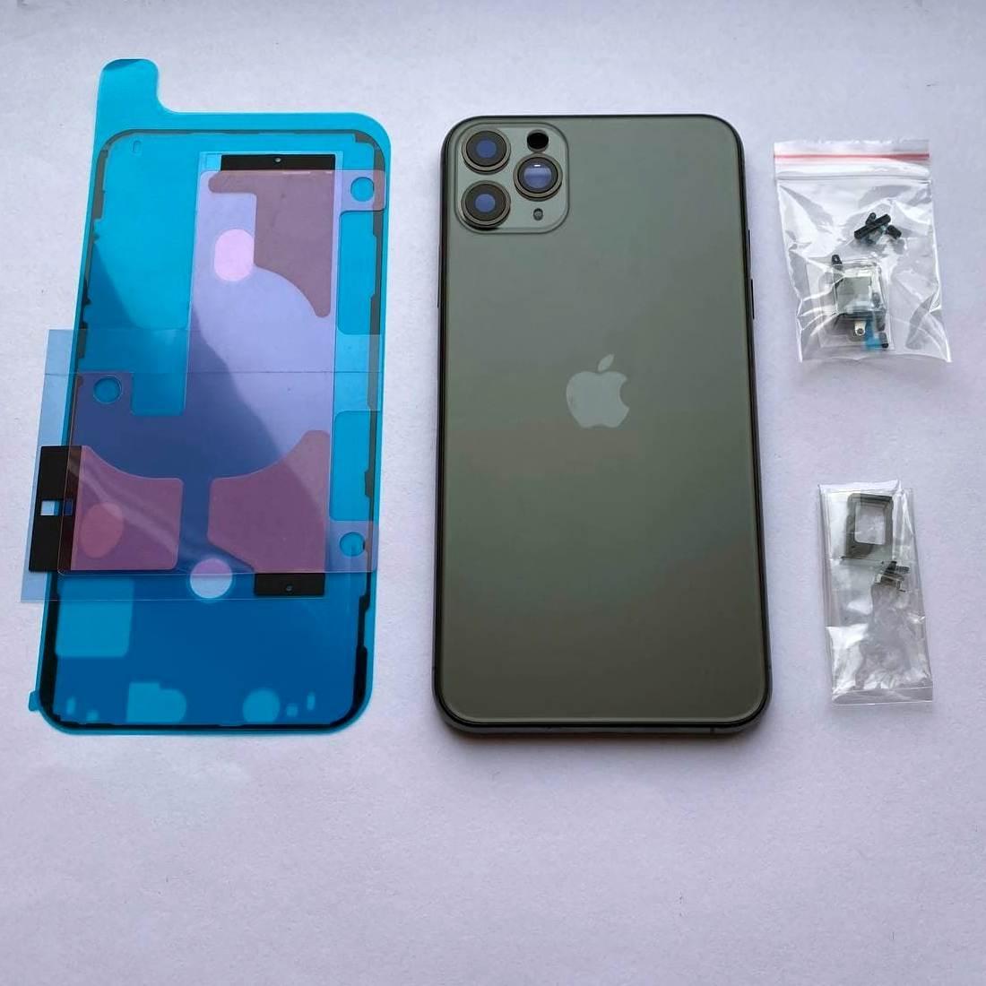 Корпус Novacel для Apple iPhone 11 Pro MAX Space Gray