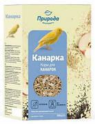 Корм для птиц Канарейка Природа 0,5 кг