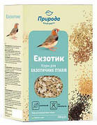 Корм для птиц Природа Экзотик 0,5 кг