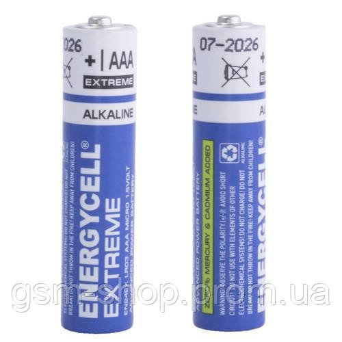 Батарейка Energycell 1.5 V LR03 AAA2 SHRUNK PK (40/720)