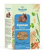 Корм для кроликов Природа Кролик + биотин 0,5 кг